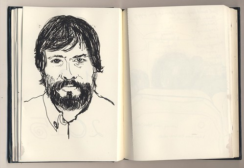 94p54 mirrored | by Paul Jonathan Ryan Sketchbooks etc