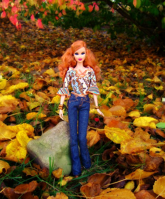 Autumn Girl Steffie #1