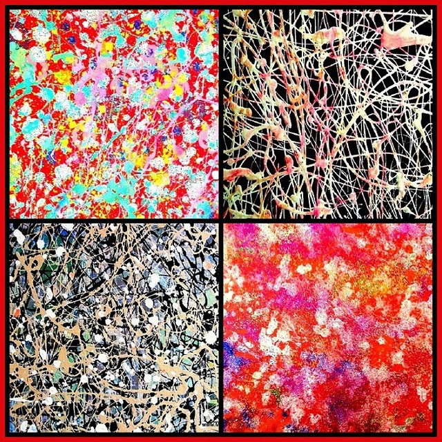 Abstracts Montage 7