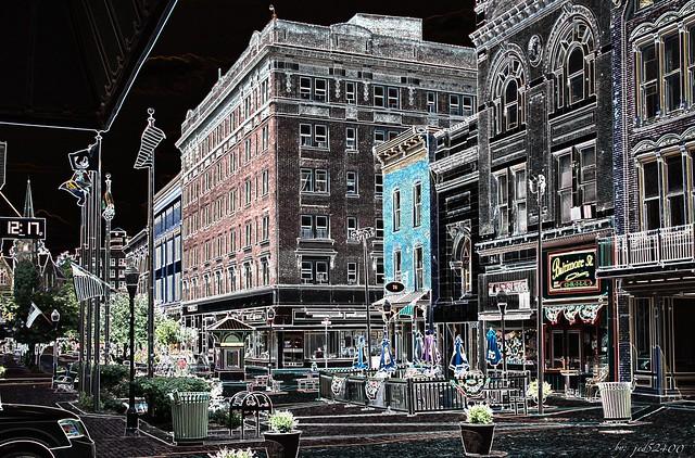 Downtown Cumberland