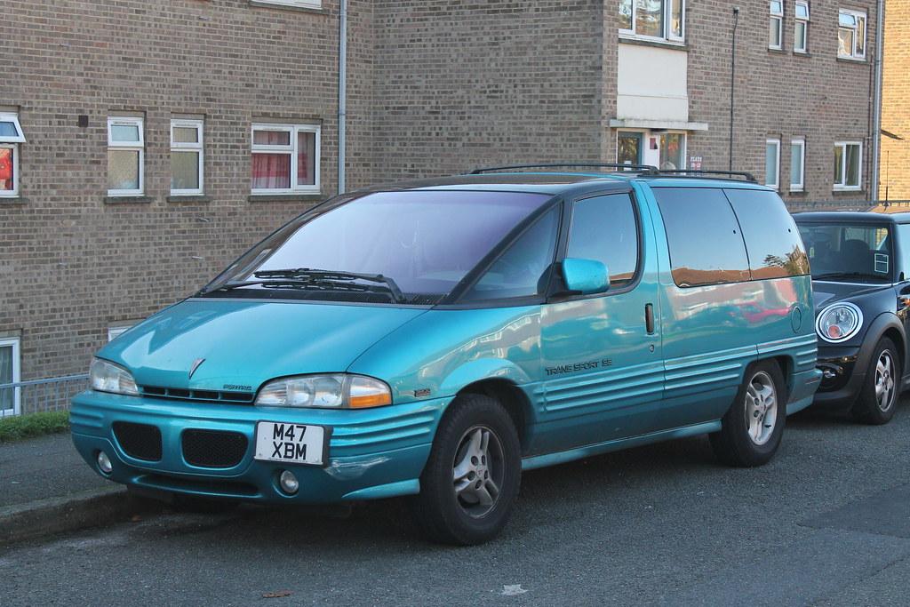 1995 pontiac transport