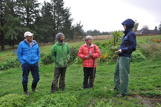 NRCS helps family transition from backyard gardening to organic-certified farming | by NRCS Oregon