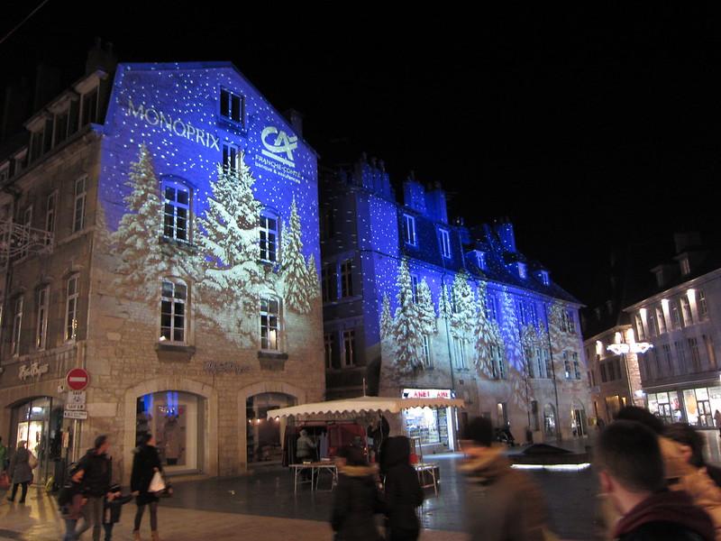 Besançon - illuminations 2016