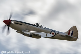 Spitfire FR.XVIIIe SM845 | by lloydh.co.uk