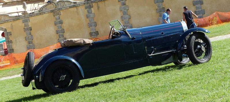 Bugatti type 38 Jean NOVO -  Château du Mesnil Voisin (91) 20954835874_9c11d5ec08_c