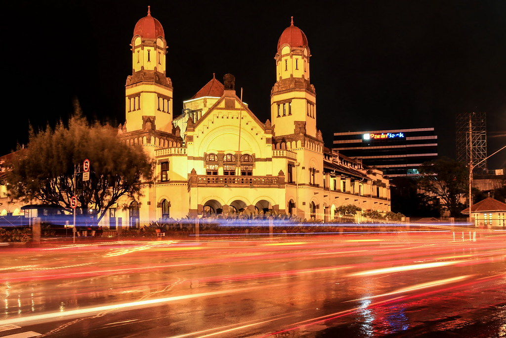 Lawang Sewu | Semarang | Adi Vlado Kristanto | Flickr