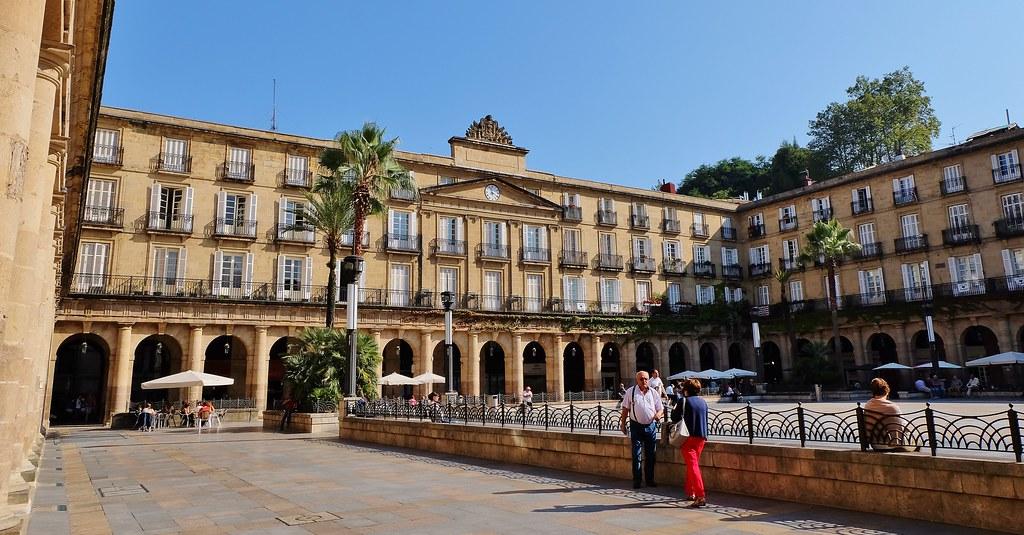 Bilbao, Plaza nueva