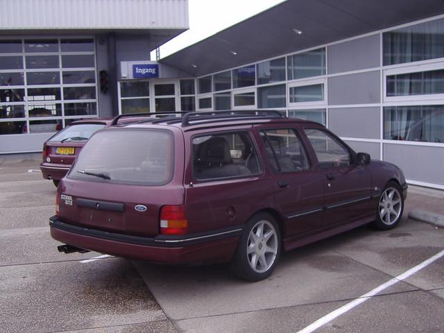 Ford Sierra XR4i AMS Turnier.