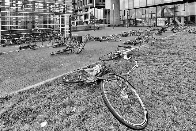 Bike war