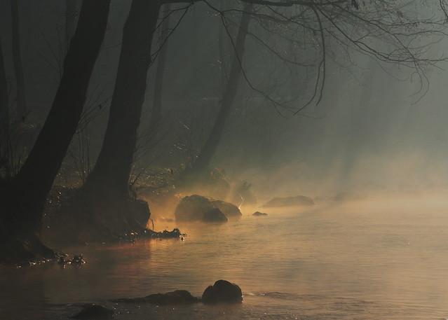 Magic haze