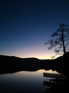 Just after sunset - Titisee, Black Forest, Baden, Germany | by Loeffle