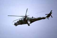 Mil Mi-24V Hind-E