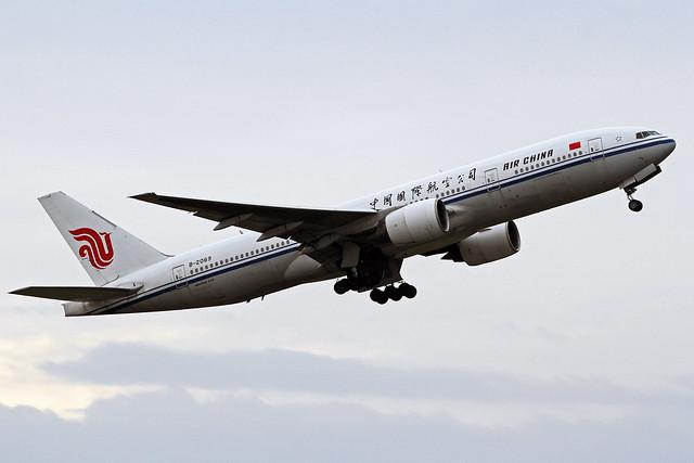 Air China Boeing 777-2J6 B-2069 NRT 31-10-16