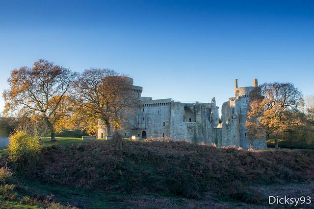 Château de la Hunaudaye - Le Saint Esprit des Bois Plédéliac Côtes d'Armor