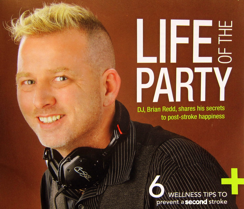 Stroke DJ Brian Redd, Life Of The Party, How To Avoid Seco