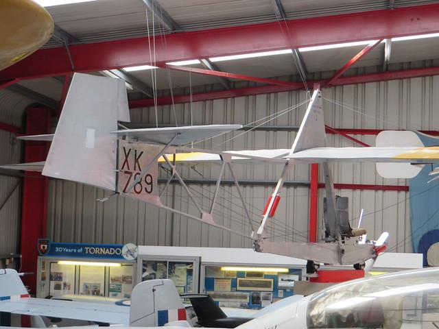 XK789 Midland Air Museum Coventry 19 April 2015