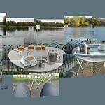 Morning Stroll By The Serpentine #theserpentine #london #instagrames #ceriphotomontage #breakfast #hydepark #followmeplease