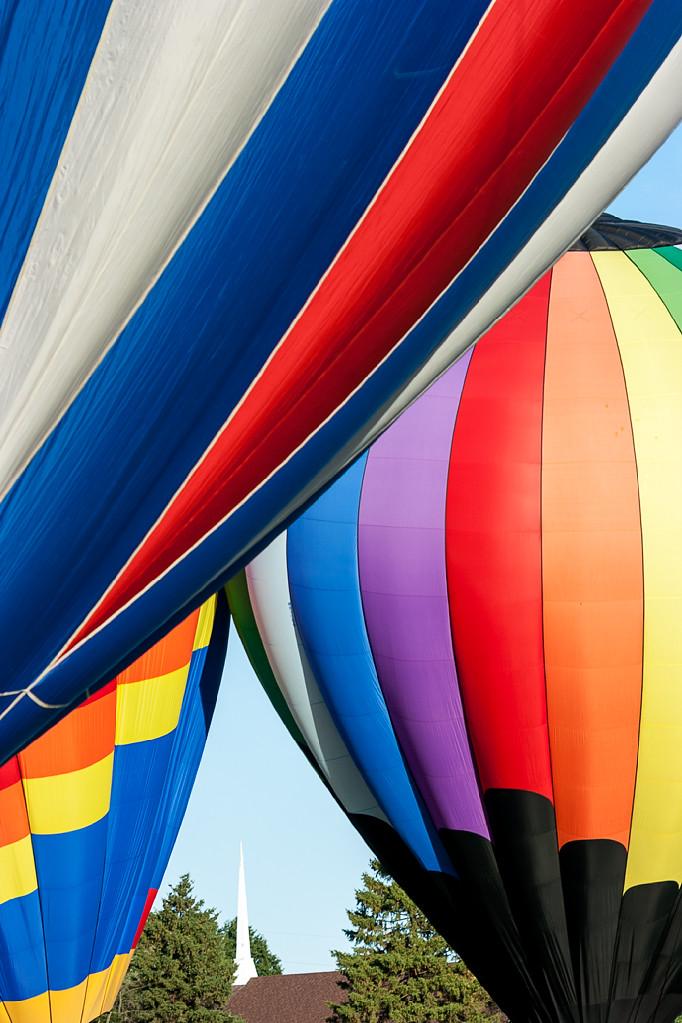 Balloon pattern #4   Ravenna Balloon-a-Fair, Ravenna, OH ...