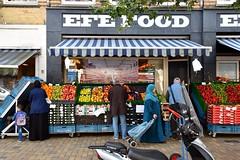 'EFE Supermarket' Javastraat Amsterdam