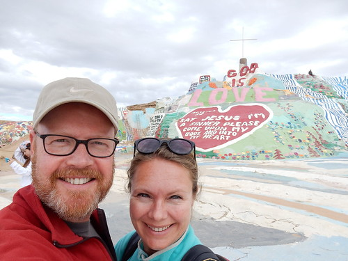 Salvation Mountain - 1