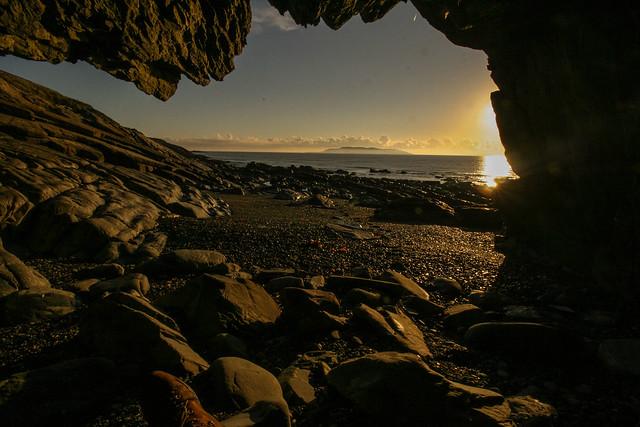 Cave Dwelling, No ModCons, Nice Views