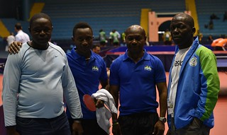 Sierra Leone Team 1 | by ITTF-Africa