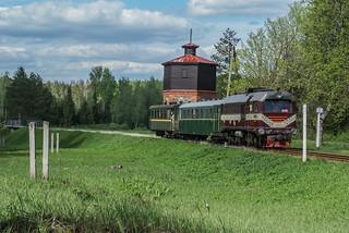 Latvian narrow gauge