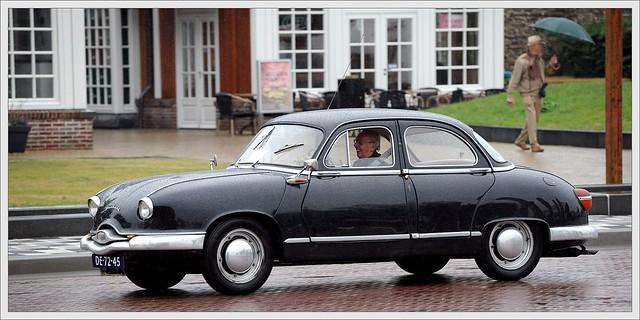Panhard Dyna Z12 / 1957