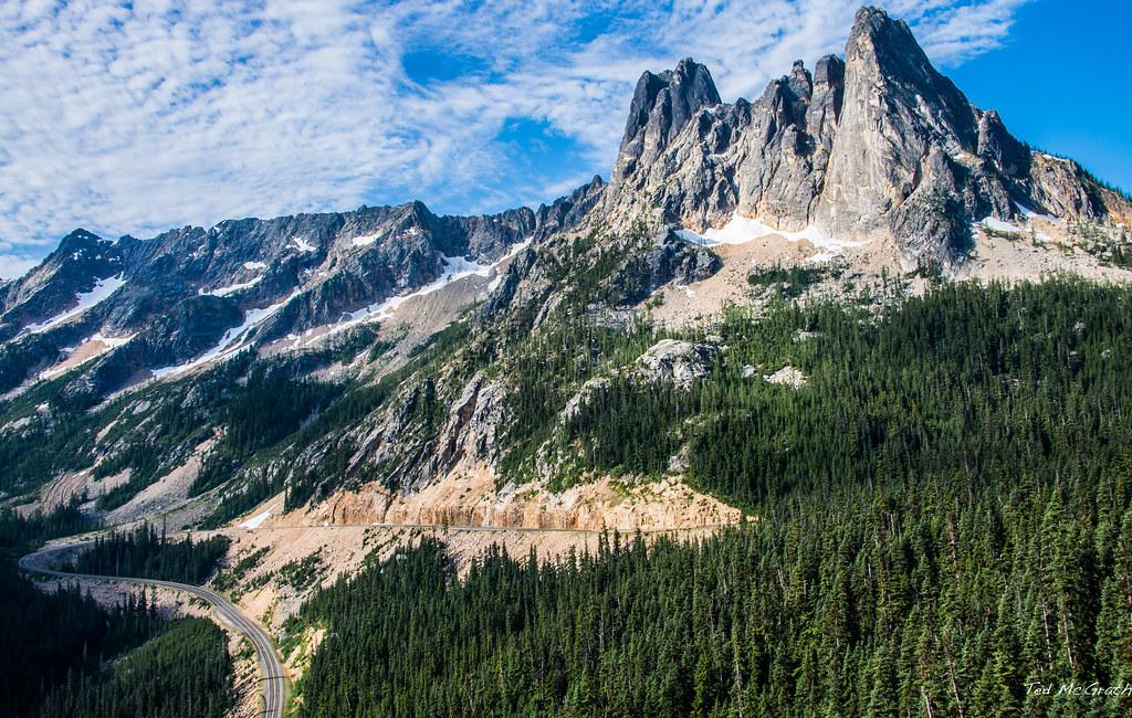 2015 - Washington State - North Cascade Mtns - After overnig… - Flickr
