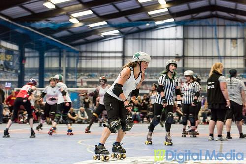 MRD Furies vs LRD Whip-its | by 137-digital