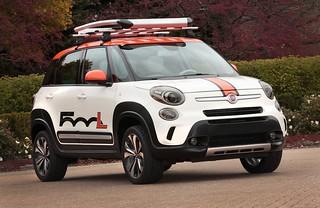 Fiat 500L Adventurer - Mopar 2013 SEMA - 01   by Az online magazin