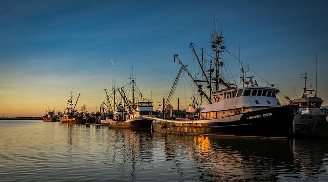 Steveston Fishing Village