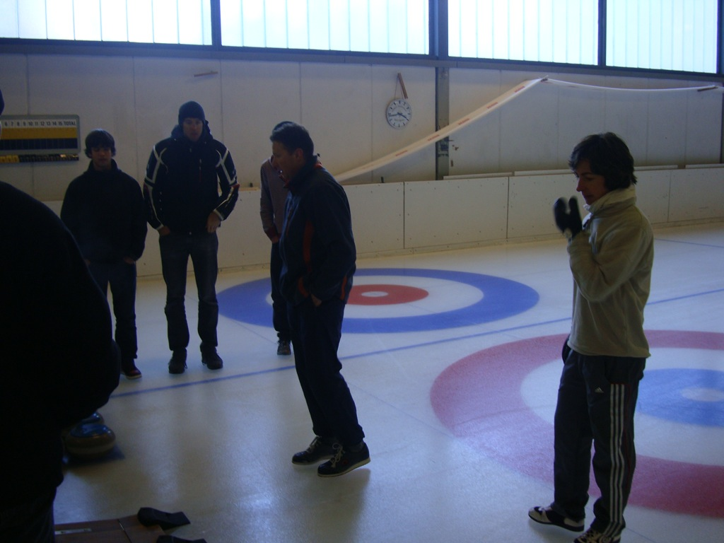 Curling Event 2009