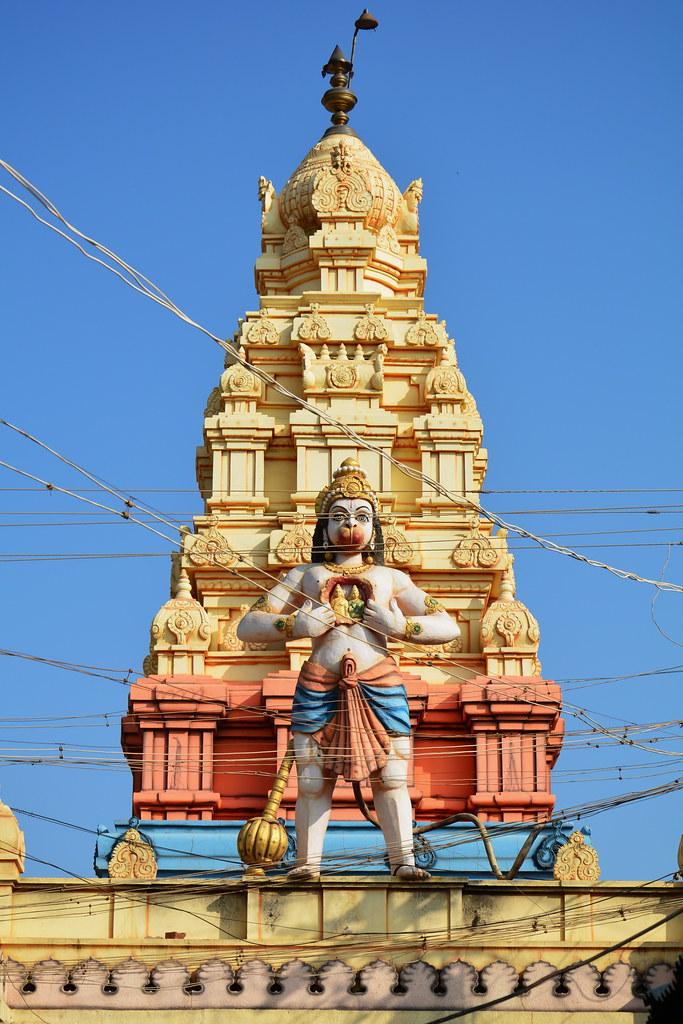 India - Karnataka - Badami - Temple - Hanuman - 20 | Flickr