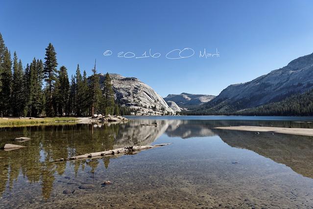 Tenaya lake, Yosemite Park