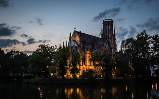 St John's Church, Fire Lake, Stuttgart (Explored # 147 2015/08/16) | by ラルフ - Ralf RKLFoto