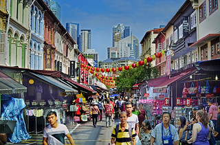 Chinatown Singapore... | by williamcho