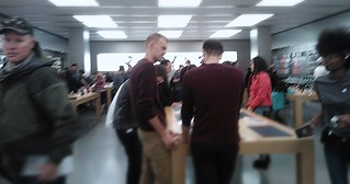 Rosedale center Apple store | by :: Wendy ::