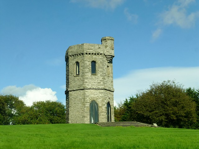 Tower On Hermitage Hill