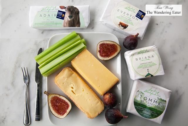 Jacobs & Brichford Farmstead Cheeses