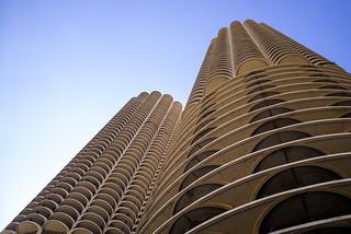 Marina City, Chicago | by romanboed