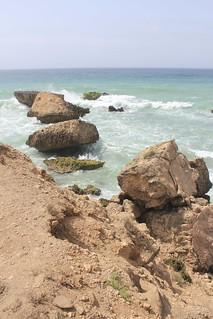 Al Fazayeh Beach in Salalah