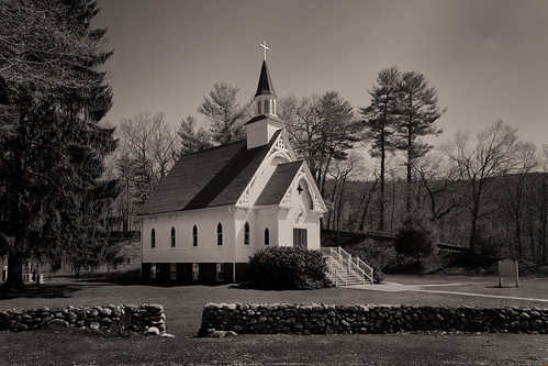 Church-in-B&W | by desouto