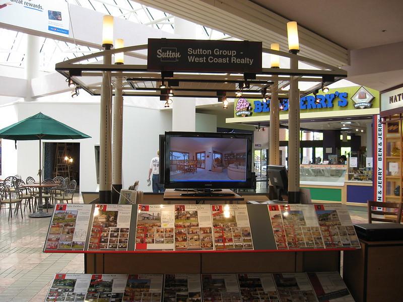 Mayfair kiosk Retail and PoP