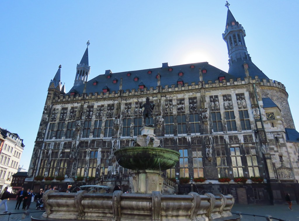 Town Hall, Aachen, Germany | A...