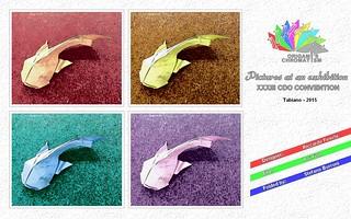 Origami Chromatism - Riccardo Foschi - Koi Fish
