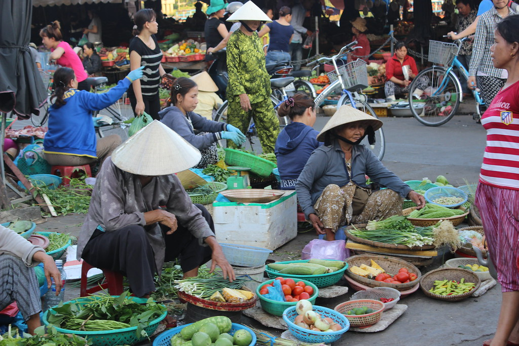 HOI AN Market 2
