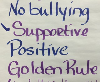 No Bullying Supportive Positive Golden Rule River City Scholars Grand Rapids | by stevendepolo