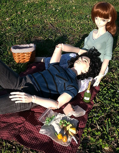 lazy summer picnic | by ros.belle