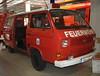 1986 VW T3 Mehrzweckfahrzeug MZF FW Busek